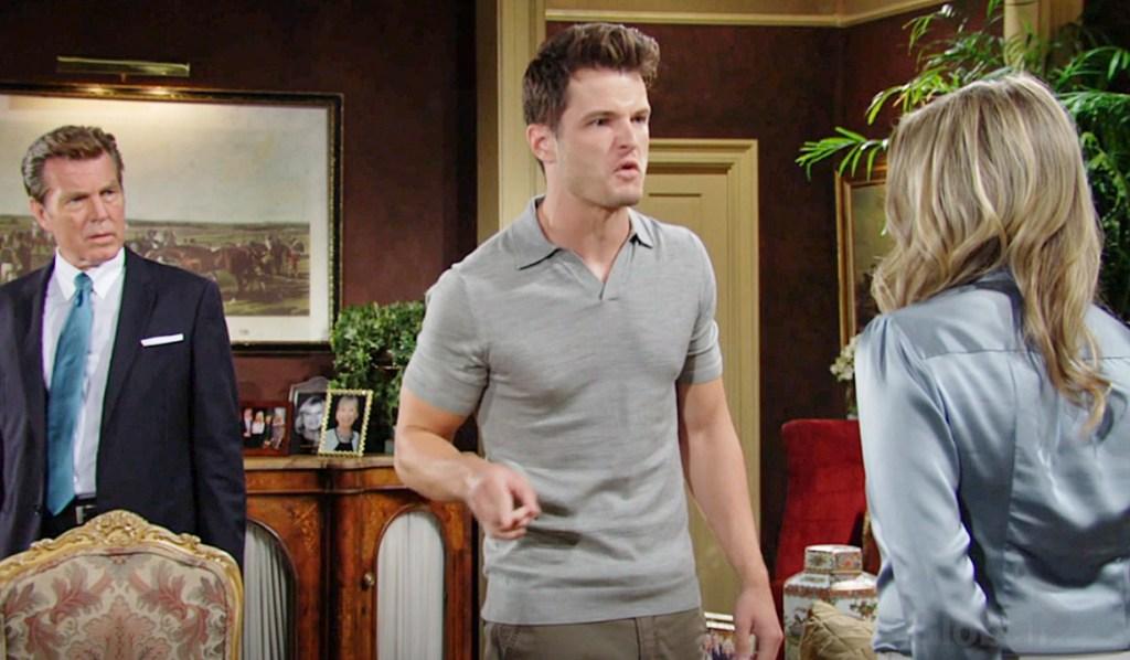 Jack, Kyle confront Tara Y&R