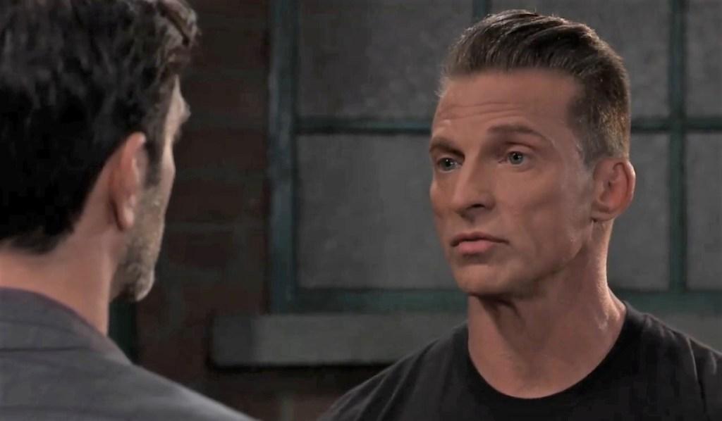 Jason threaens the Novaks General Hospital