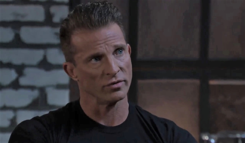Jason warns the families in warehouse General Hospital