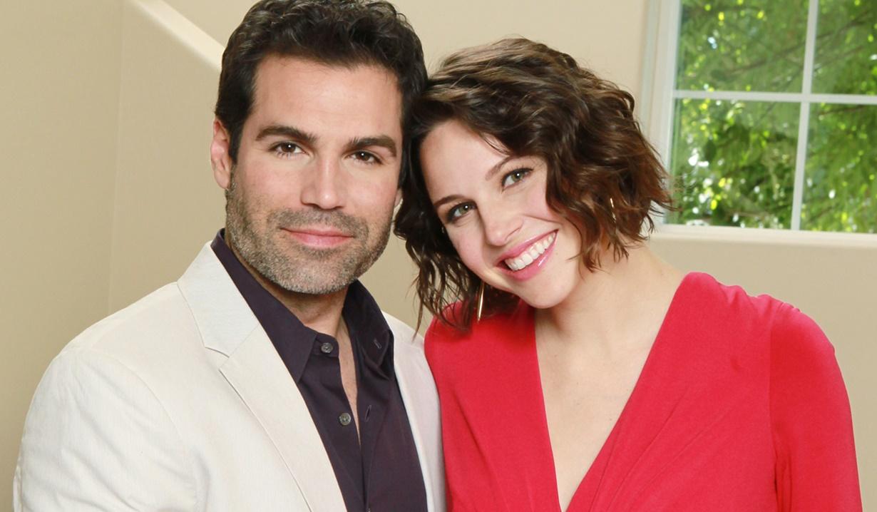Jordi Vilasuso, Wife Kaitlin Y&R
