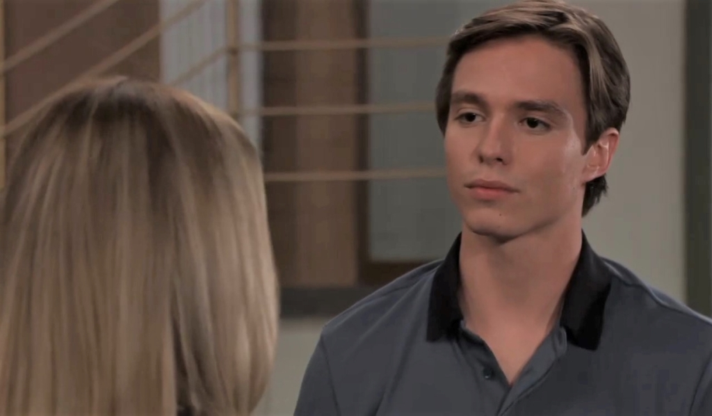 Laura forbids Spencer to live with Esme at home General Hospital