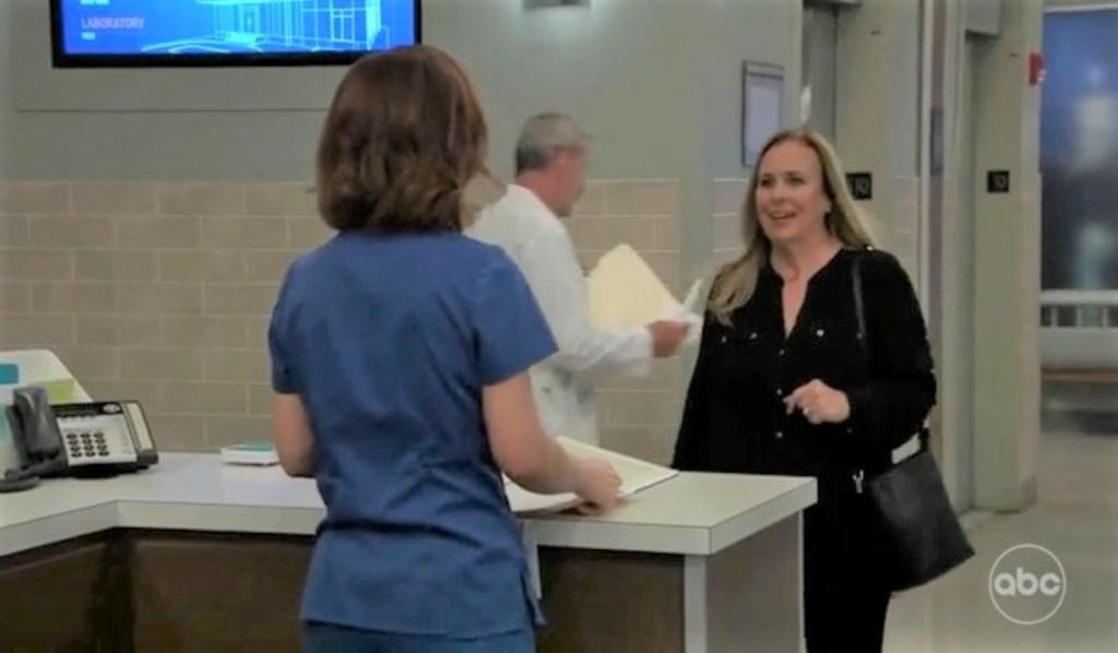 Liz and Laura discuss Cam at General Hospital