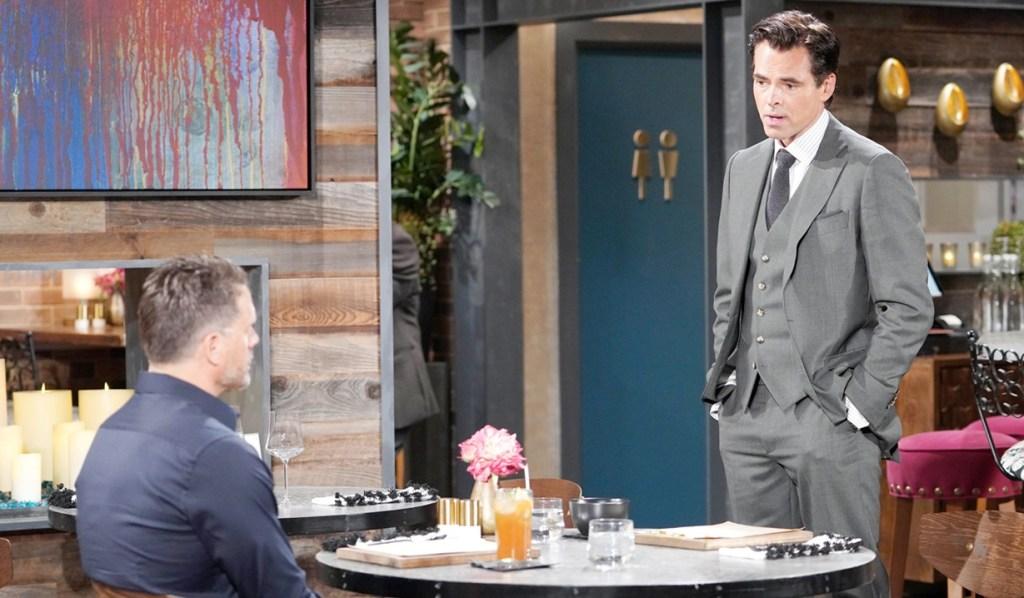 Nick, Billy discuss Ashland Y&R