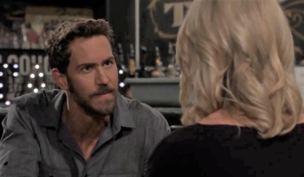 Peter makes demands on Nina at Tan-O General Hospital