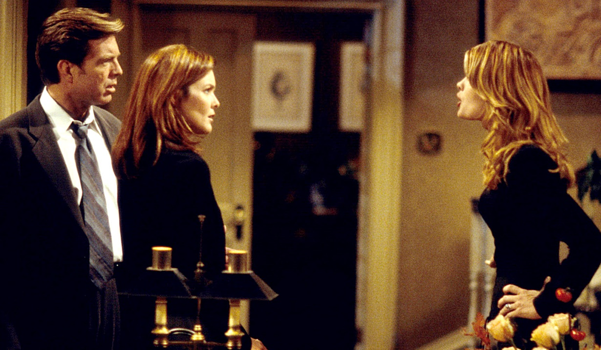 Diane, Phyllis rivalry Y&R