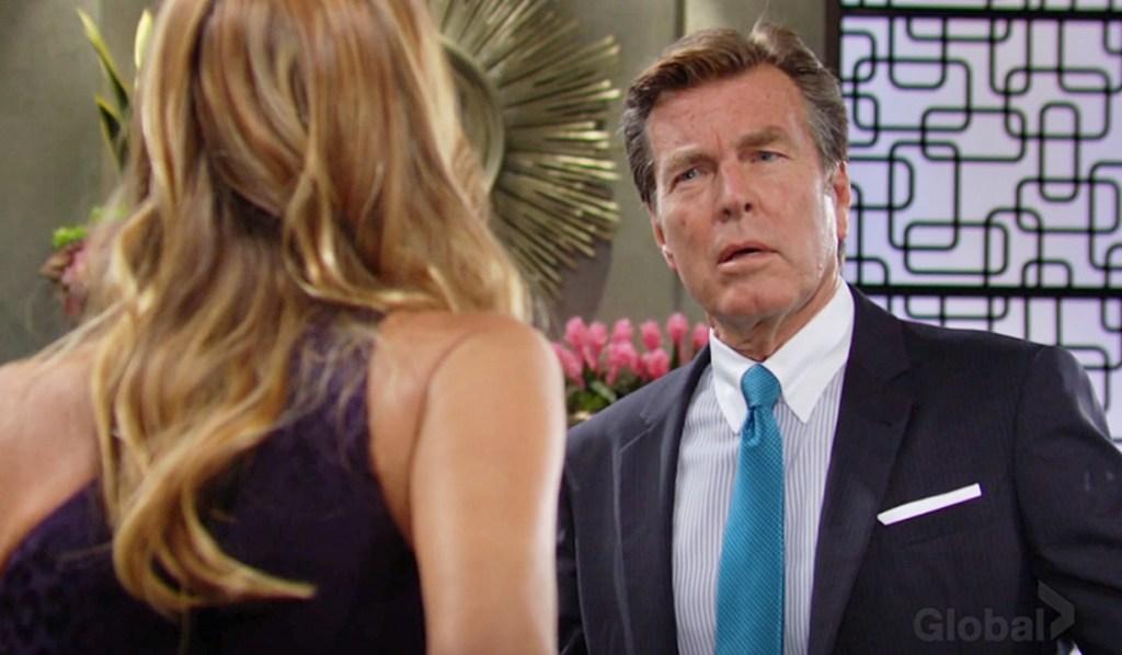 Phyllis manipulates Jack Y&R