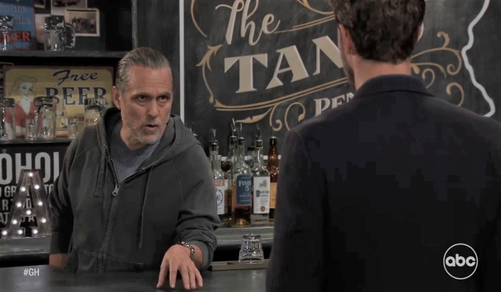"""""""Mike"""" demands answers from Peter at Tan-O General Hospital"""