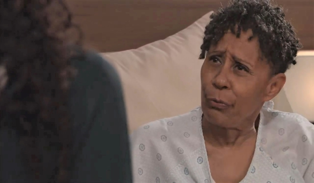 Stella asks Jordan for the truth at General Hospital