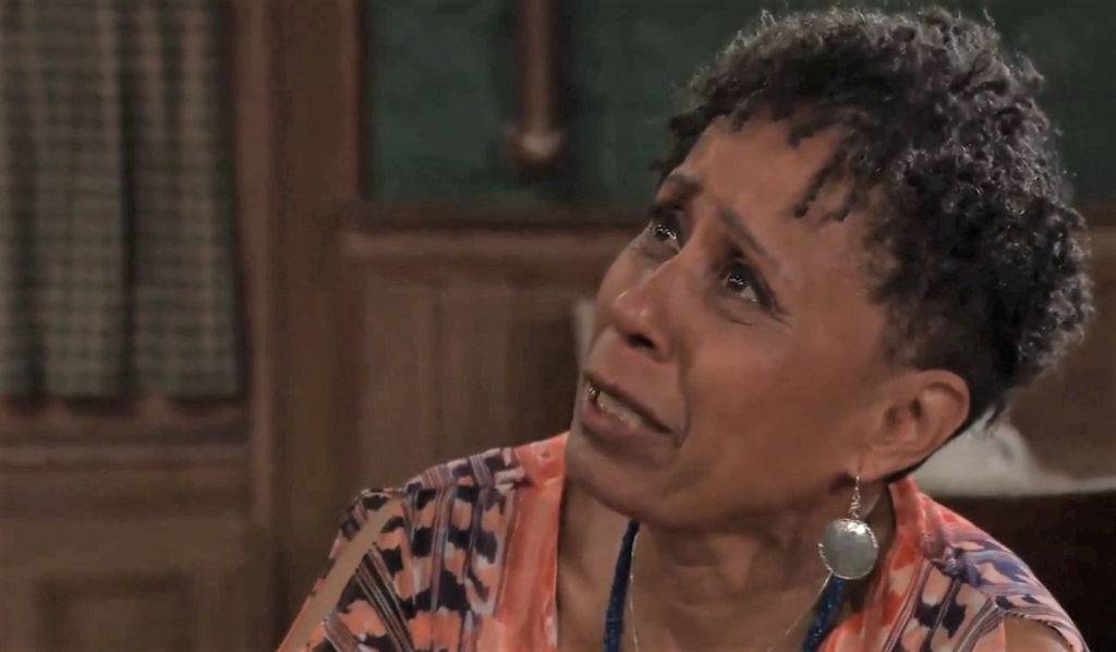 Stella wanted Curtis to realize something at Kelly's General Hospital