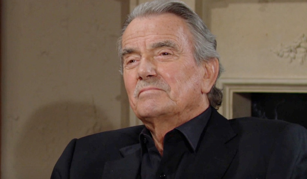 Victor gives approval Y&R