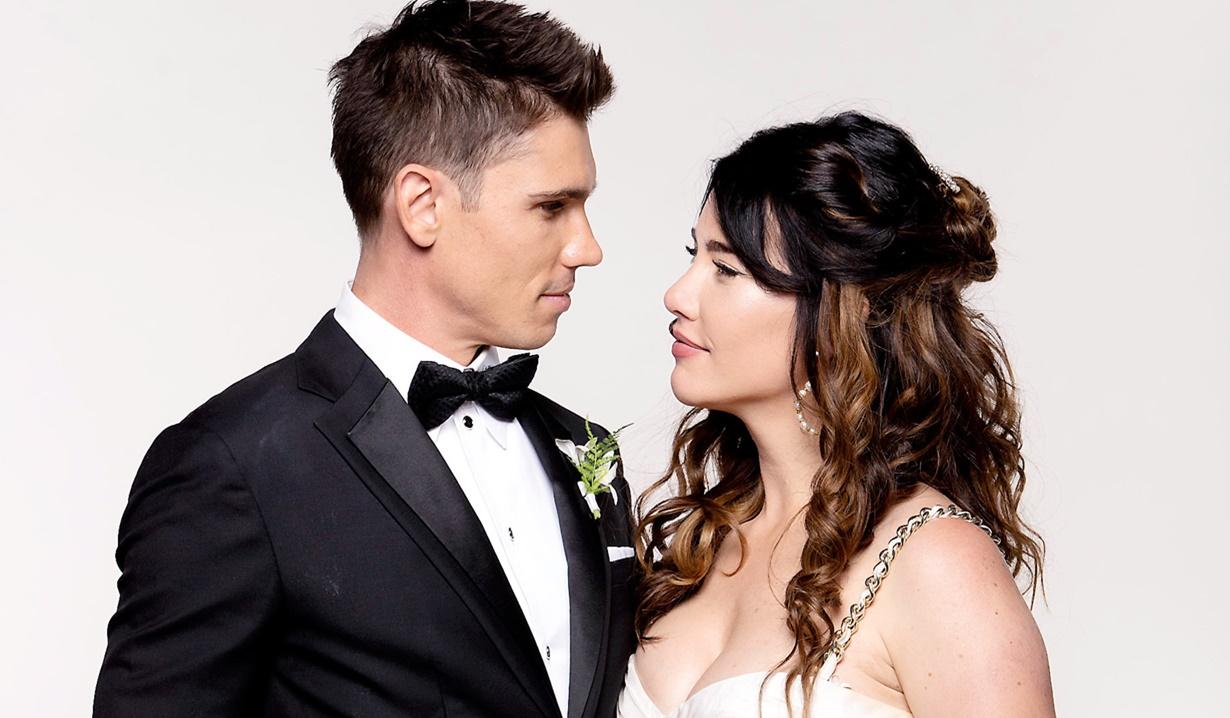 Finn, Steffy facing wedding B&B