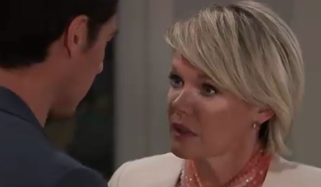 Ava learns Spencer is the stalker GH