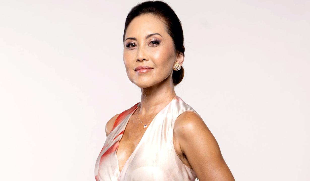 "Naomi Matsuda li ""The Bold and the Beautiful"" Set WeddingCBS Television CityLos Angeles, Ca.06/23/21© Howard Wise/jpistudios.com310-657-9661"