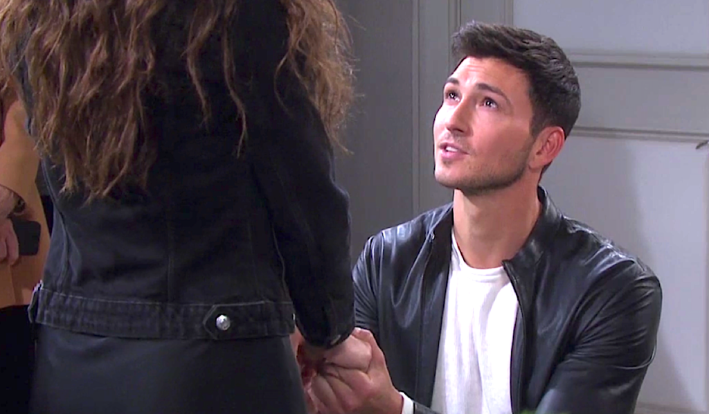 Ben proposes to Ciara again on Days of Our Lives