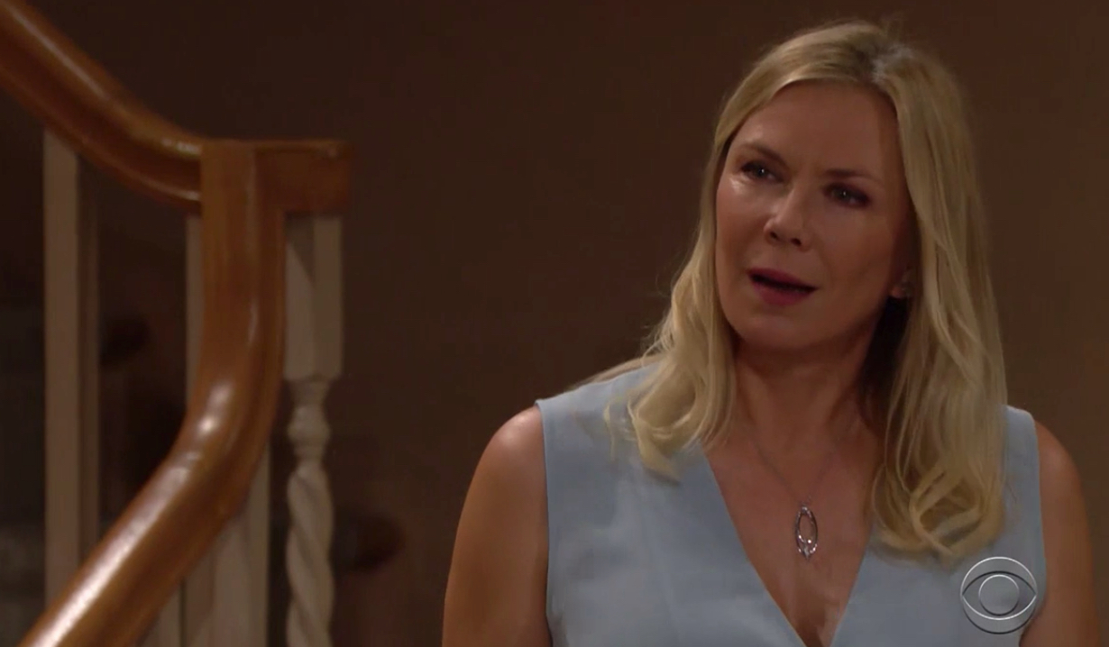 Brooke confronts Shauna on Bold and Beautiful