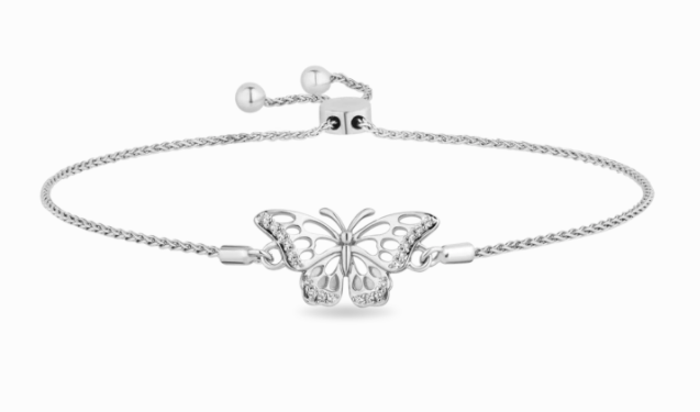 butterfly bracelet Hallmark Diamonds
