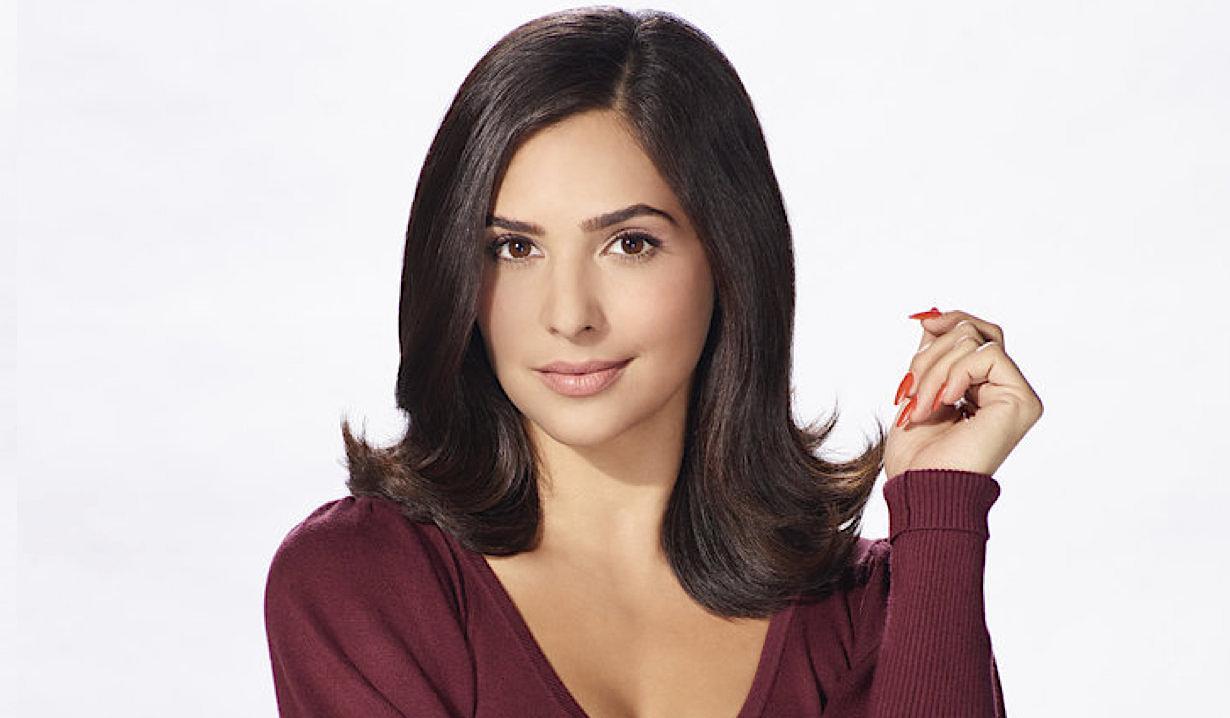 Camila Banus as Gabi Hernandez on Days of Our Lives