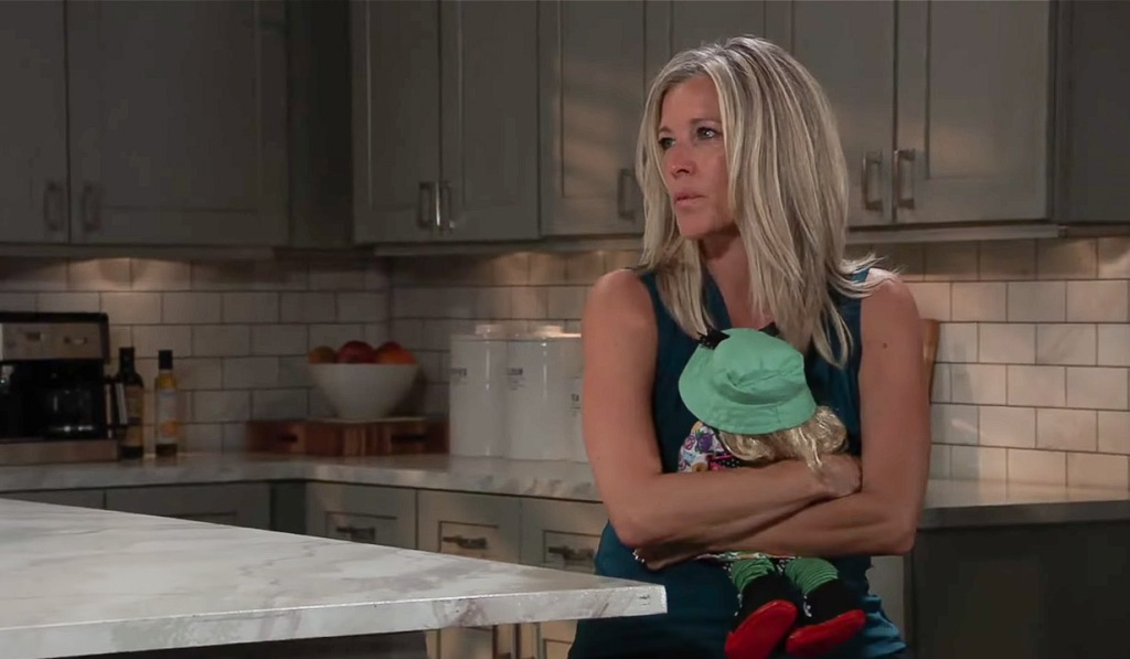 Carly gets visit from Sonny GH