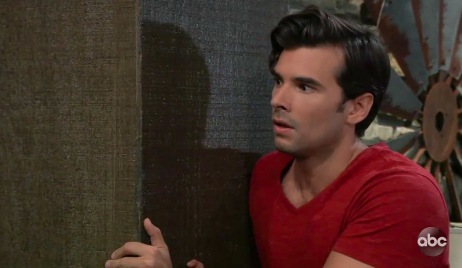 Chase learns of Willow and Michael's affair GH