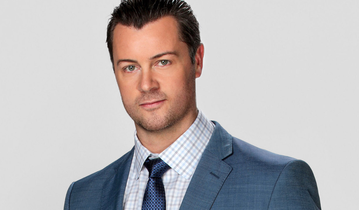 Dan Feuerriegel as EJ DiMera on Days of Our Lives