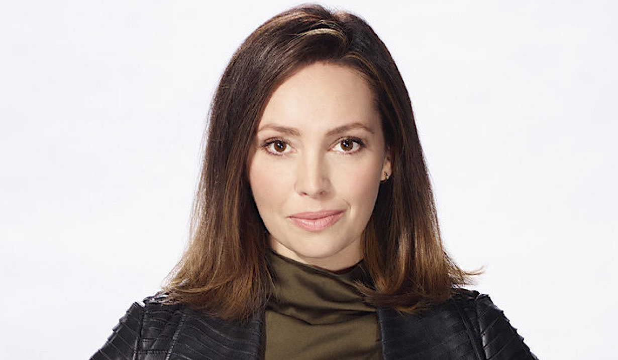 Emily O'Brien as Gwen Rizczech on Days of Our Lives