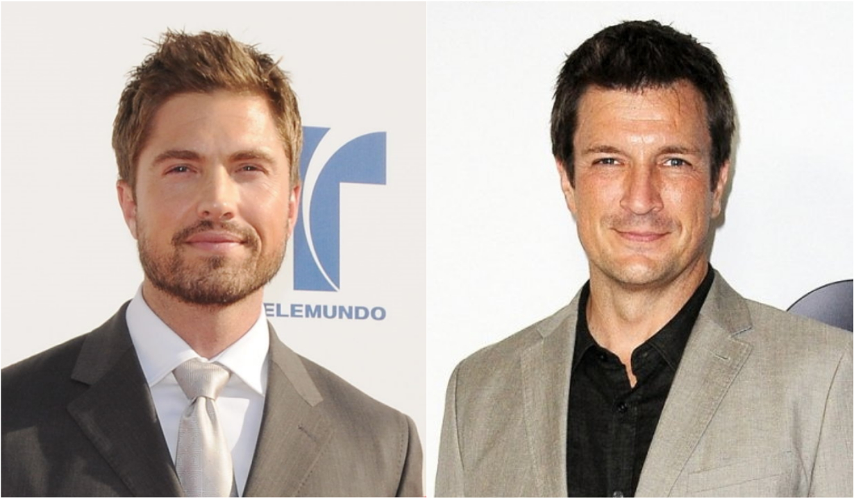 Nathan Fillion and Eric Winter star in The Rookie