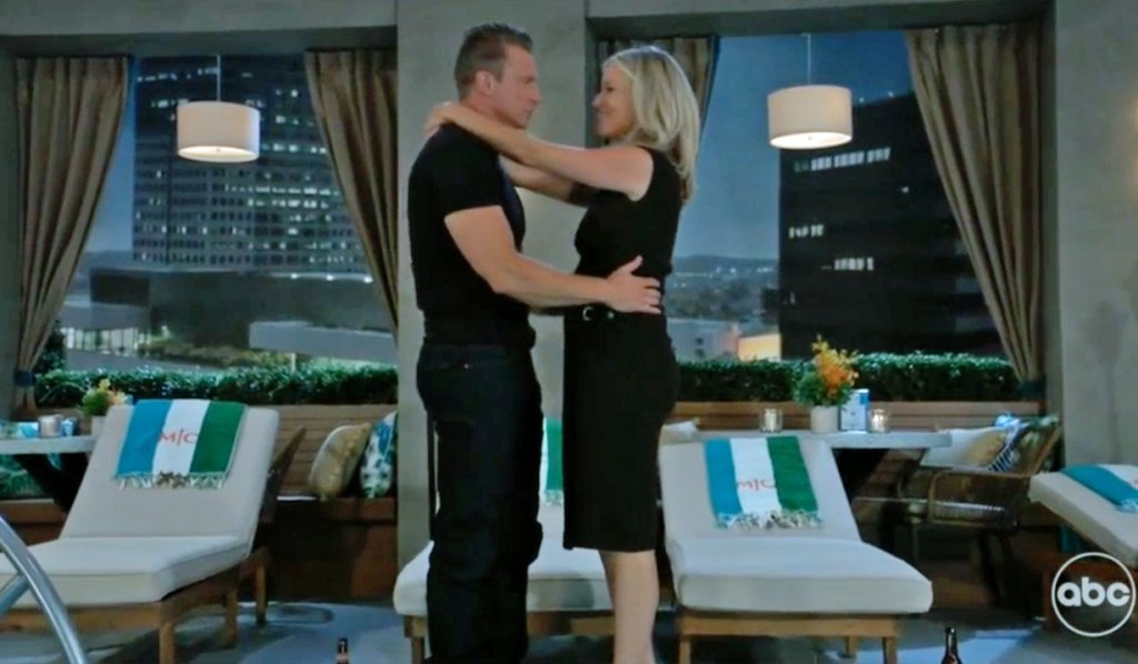 Jason and Carly Dance on GH