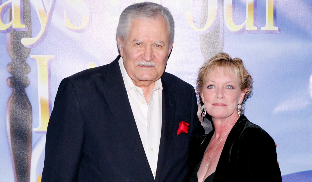 John Aniston, Wife Sherry RooneyDays of our Lives 45th Anniversary PartyHouse Of BluesWest Hollywood11/7/10 Howard Wise/jpistudios.com310-657-9661
