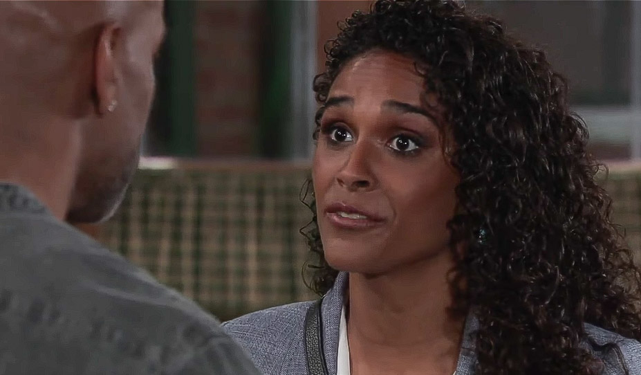 Jordan fights for her marriage GH