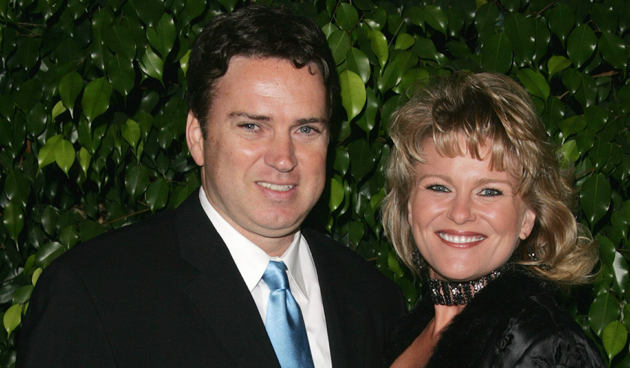Judi Evans, husband Michael Luciano Day's of our Lives 40th Anniversary Party-Arrivals Palladium, Hollywood 11/11/05 Jill Johnson/jpistudios.com 310-657-9661