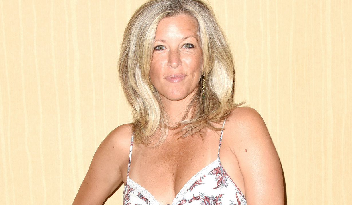 Laura Wright at the Laura Wright and Wes Ramsey event during the General Hospital Fan Club Weekend at Embassy Suites Los Angeles Glendale in Glendale, California on July 28, 3019© Jill Johnson/jpistudios.com310-657-9661