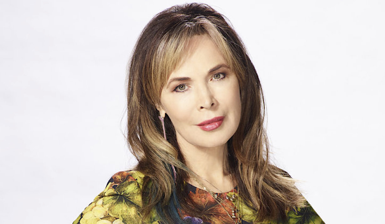 Lauren Koslow as Kate Roberts on Days of Our Lives