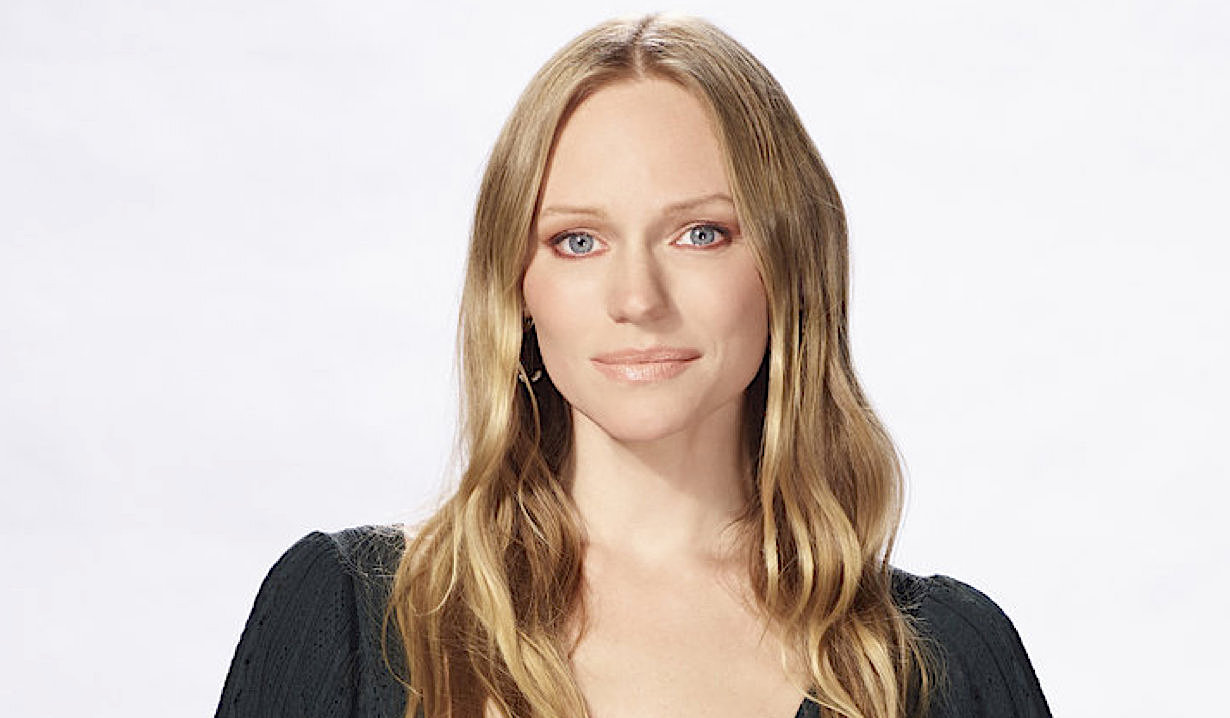 Marci Miller as Abby Deveraux DiMera on Days Of Our Lives