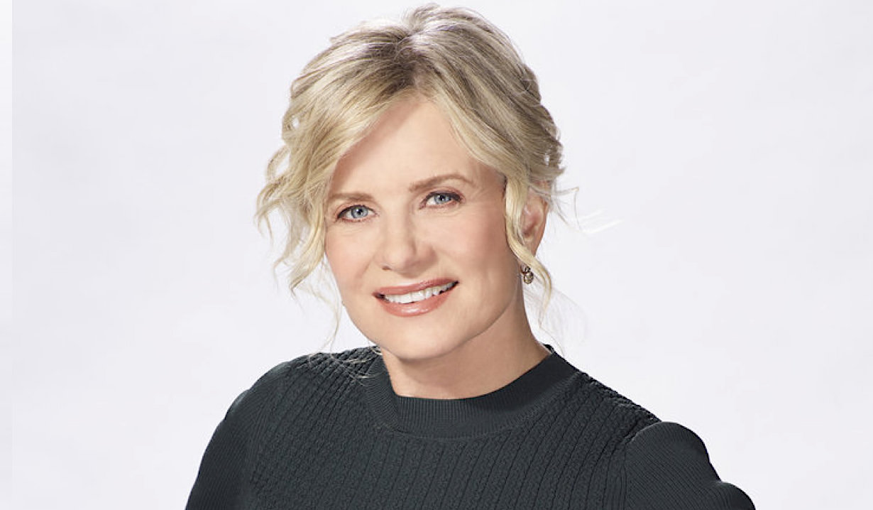 Mary Beth Evans as Kayla Brady on Days of Our Lives