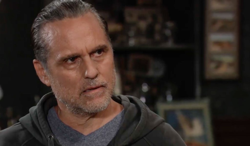 Mike asked Peter about his past GH