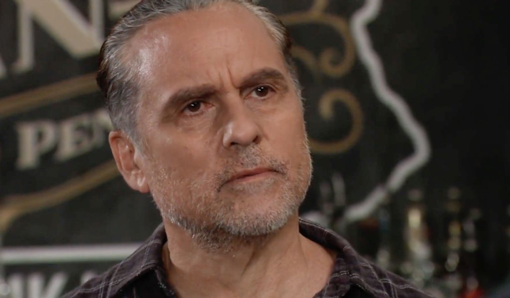 Mike worried about Nina and man GH