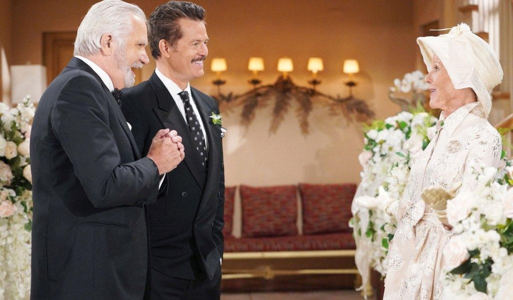 pam meets finn's dad jack wedding day bb