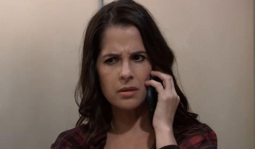 sam gets a disturbing call gh