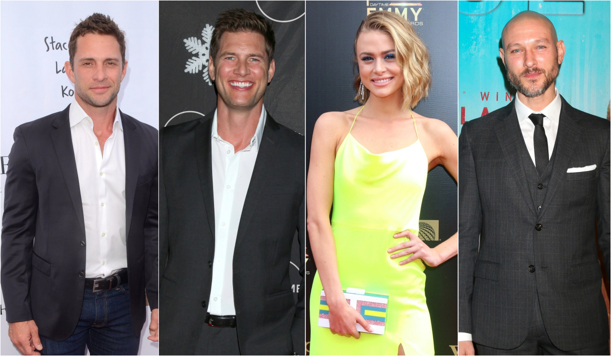 Soap opera alums David Fumero, Ryan McPartlin, Hayley Erin, Michael Graziadei in L.A.'s Finest