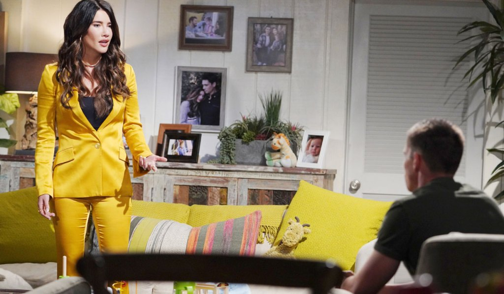 steffy orders finn to move out bb
