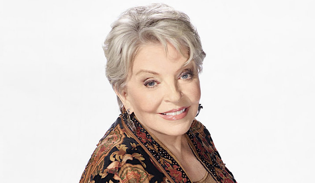 Susan Seaforth Hayes as Julie Williams on Days of Our Lives