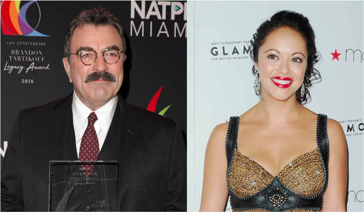 Young and Restless alums Tom Selleck and Marissa Ramirez on Blue Bloods