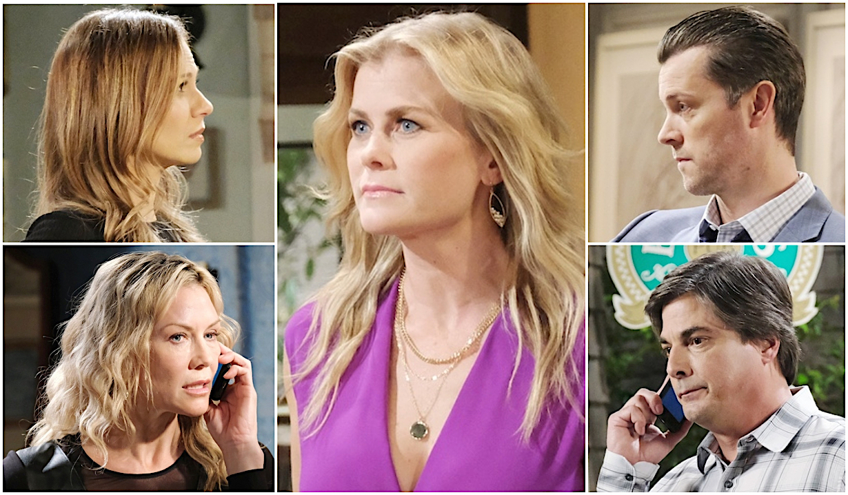 Who kidnapped Sami on Days of Our Lives?