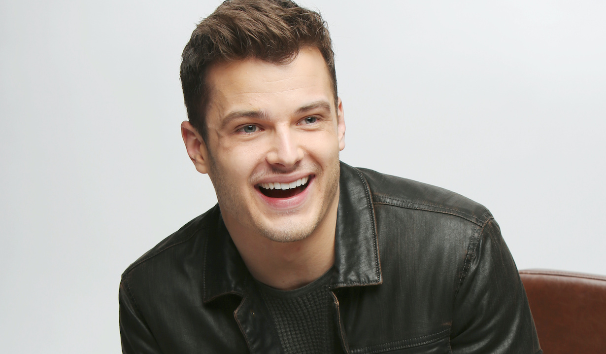 """Michael Mealor kyle gallery """"The Young and the Restless"""" Set Photo ShootCBS television CityLos Angeles02/11/19© Howard Wise/jpistudios.com310-657-9661"""