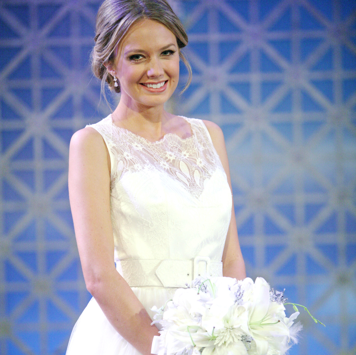 """Melissa Ordway""""The Young and the Restless"""" Set Wedding CBS television CityLos Angeles11/19/15© Sean Smith/jpistudios.com310-657-9661"""