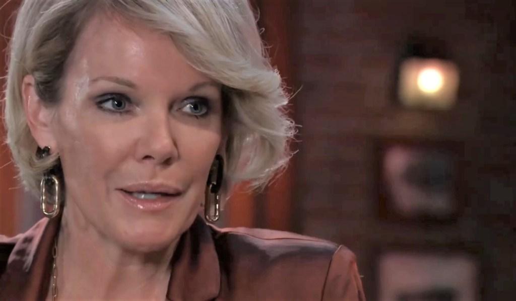 Ava gets divorce papers at Charlie's General Hospital