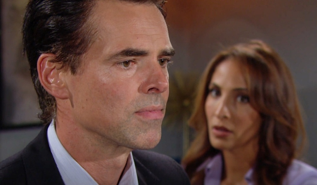 Billy, Lily discover Y&R