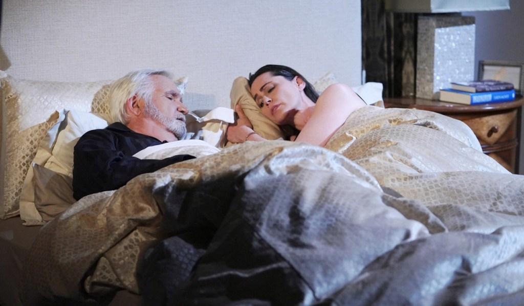 Eric, Quinn bed B&B