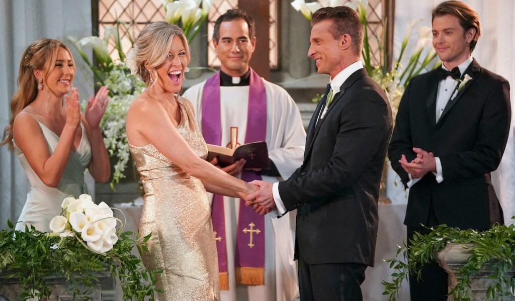 GH Jason Carly wedding laugh ABC