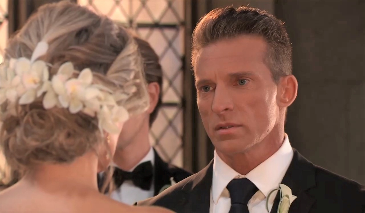 Jason and Carly get married General Hospital